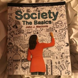 Textbook - SOCIETY THE BASICS